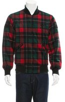Opening Ceremony Plaid Varsity Jacket w/ Tags