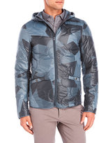 Ganesh Quilted Hooded Lightweight Jacket