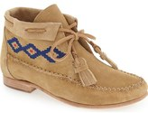 Soludos Embroidered Moccasin Bootie (Women)