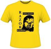 The Village T Shirt Shop Razor Ramon Wrestling Legend T Shirt L