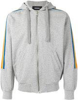 Diesel rainbow panel hoodie