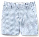 Class Club Little Boys 2T-7 Striped Seersucker Shorts