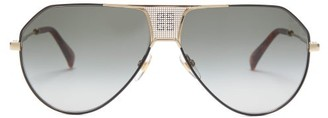 Givenchy Aviator Metal Sunglasses - Mens - Multi