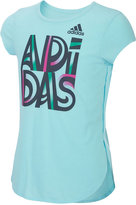 adidas Graphic T-Shirt, Toddler, Big Girls (7-16)
