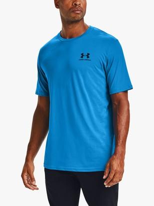 Under Armour Sportstyle Left Chest Short Sleeve T-Shirt