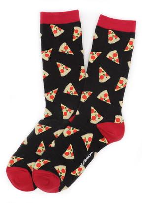 Cufflinks Inc. Pizza Socks