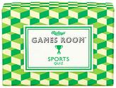 Ridley's Sports Quiz