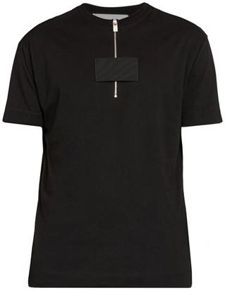Alyx Zip Front T-Shirt