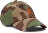 Polo Ralph Lauren - Camouflage-print Cotton Baseball Cap