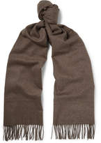 Tom Ford Fringed Cashmere Scarf