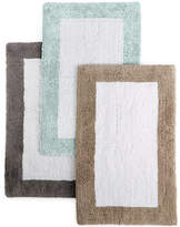 Hotel Collection Color Block Bath Rugs, Created for Macy's