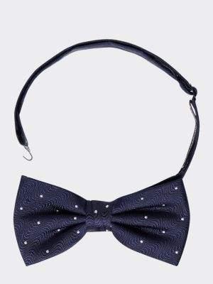 Tommy Hilfiger Polka Dot Silk Bow Tie