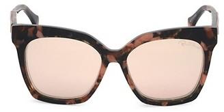 Roberto Cavalli 57MM Square Sunglasses