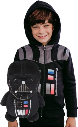 Cubcoats x Star Wars(TM) Darth Vader 2-in-1 Plush Toy Hoodie