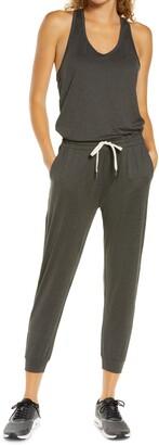 vuori Lux Sleeveless Jumpsuit