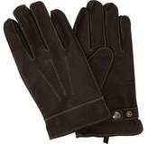 Original Penguin Men's Leather Gloves With Darts