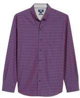 Cutter & Buck Myles Non-Iron Check Sport Shirt