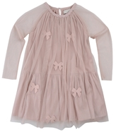 Stella McCartney Girl's Misty Long Sleeve Dress - Pink