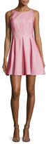 Jay Godfrey Madrid Pleated Dress