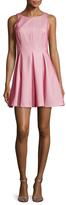 Jay Godfrey Madrid Pleated Dress