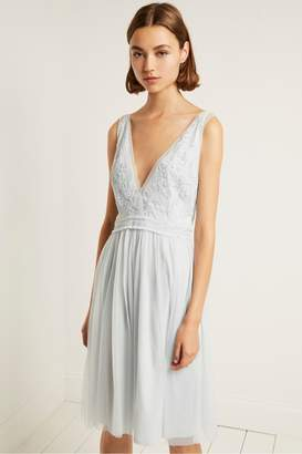French Connenction Estelle Embellished Dress