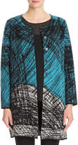 Nic+Zoe Nic + Zoe Scribble Knit Jacket