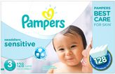 Pampers Swaddlers SensitiveTM 128-Count Size 3 Economy Pack Diapers