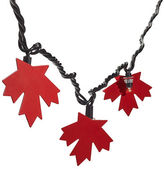 The Canada Collection 10-Count Maple Leaf String Lights