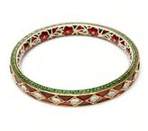 Amrita Singh Mahilqa 22K Yellow Gold & 3.49 Total Ct. Diamond Bangle Bracelet