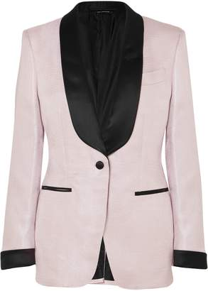 Tom Ford Satin-twill Blazer
