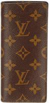 Louis Vuitton Monogram Canvas Etui Lunette Glasses Case