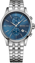 BOSS Hugo Boss Men's Chronograph Jet Stainless Steel Bracelet Watch 41mm 1513384