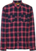Coach plaid shirt