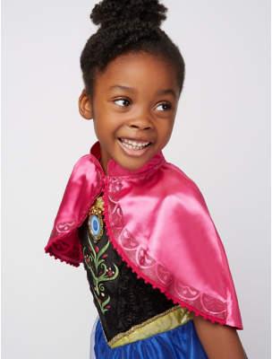 Disney George Frozen Anna Fancy Dress Costume