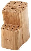 JCPenney cooks 21-slot Bamboo Knife Block Bamboo