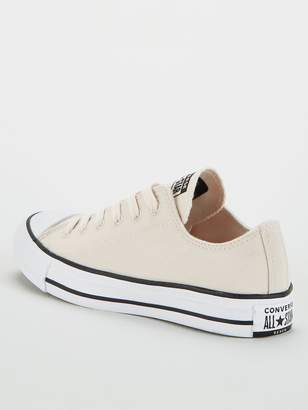 Converse Renew Canvas Chuck Taylor All Star Low Top - Cream/White