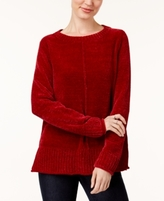 Style&Co. Style & Co Style & Co Petite Chenille Sweater, Created for Macy's
