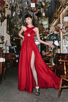 Keepsake IN KNOTS GOWN rouge