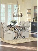 Home Decorators Collection Lyon 30 in. H Cafe Dining Table