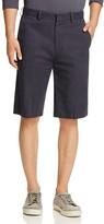 Vince Cotton Linen Trouser Shorts