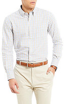 Daniel Cremieux Graph Twill Long-Sleeve Woven Shirt
