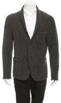 Robert Geller Two-Button Tweed Blazer