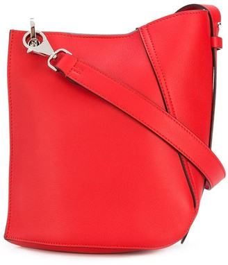 Lanvin Asymmetrical Bucket Tote Bag