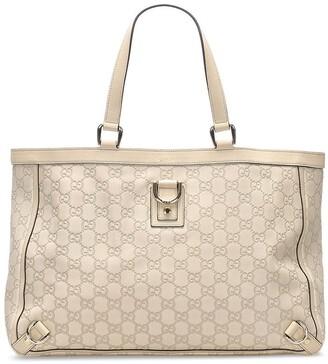 Gucci Pre-Owned Guccissima Abbey tote bag