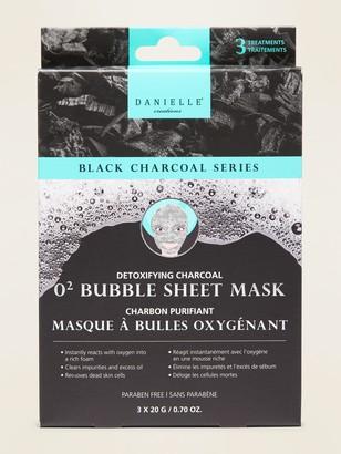 Danielle Creations Detoxifying Charcoal O2 Bubble Sheet Mask