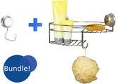 Asstd National Brand Twist'N'Lock Plus Combo Basket & Robe Hook