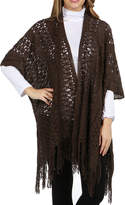 24/7 Comfort Apparel Taos Luxury Maternity Shrug