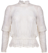 Ghost Rosanne Georgette Blouse