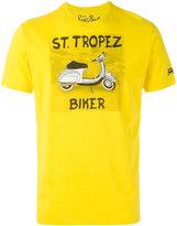 MC2 Saint Barth St. Tropez print T-shirt - men - Cotton - XL