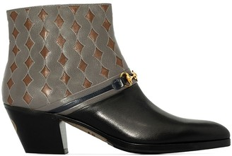 Gucci Zahara 70mm ankle boots